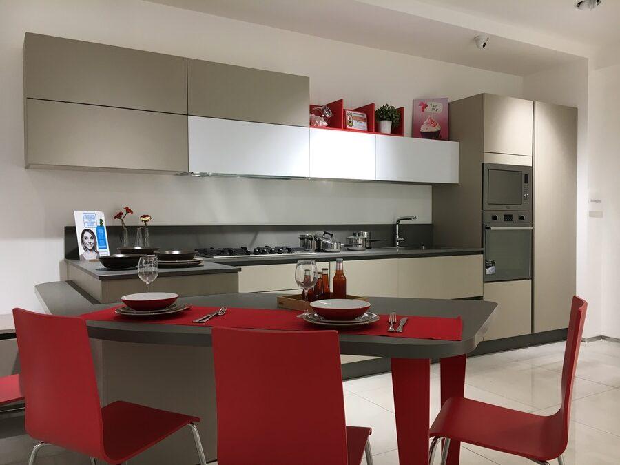 Cucina Lube Immagina Neck Erretre Ceramiche Milano